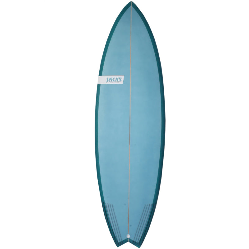 Jacks Surfboard Falcon 5'7 Surfboard