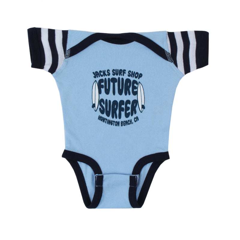 Jacks Surfboard Infant Future Onesie