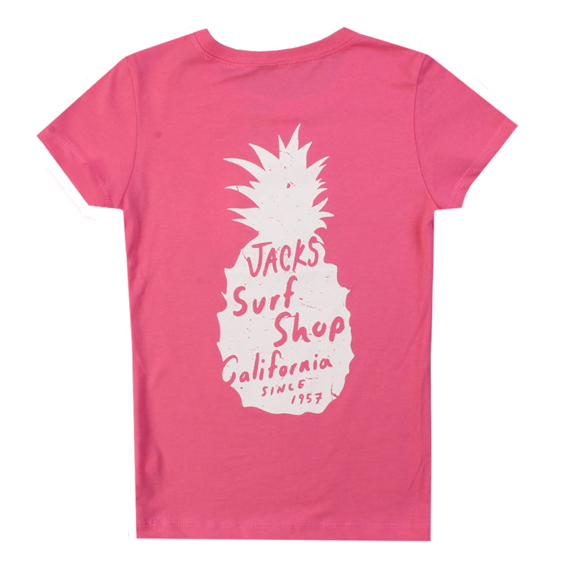 Jacks Surfboard Girls Lanai Short Sleeve Tee