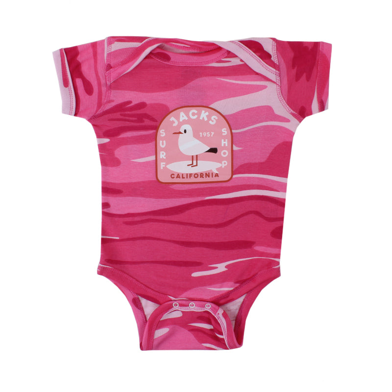 Jacks Surfboard Infant Bridie Onesie