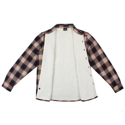 Jacks Surfboard Jason Button Up Jacket