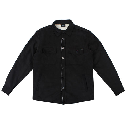 Jacks Surfboard Jocko Button Up Jacket