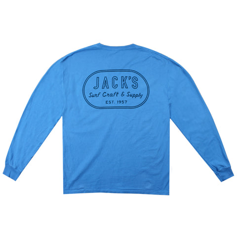 Jacks Surfboard Tracker Long Sleeve Tee