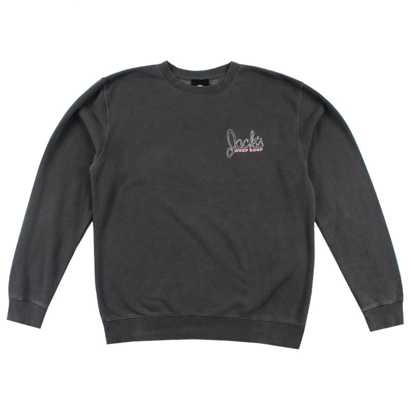 Jack's Surfboards Little Dude PGMT Crew Pullover