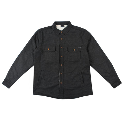 Jacks Surfboard Mickey Button Up Jacket