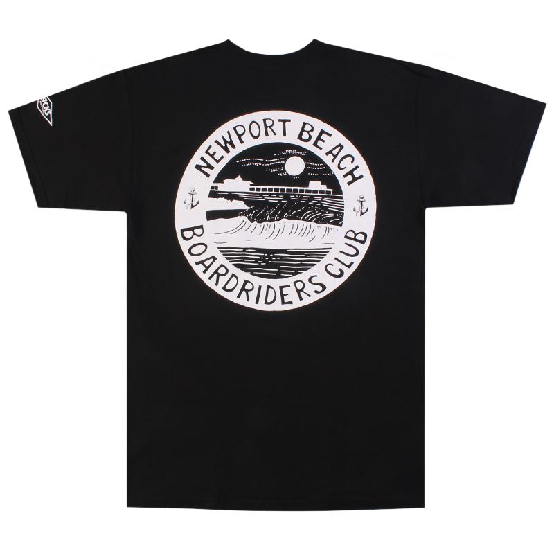 Jacks Surfboard NB Boardriders Club Tee