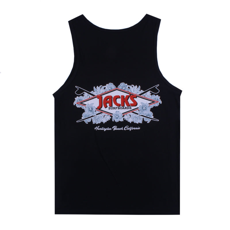 Jacks Surfboard Plate HB Tank Top