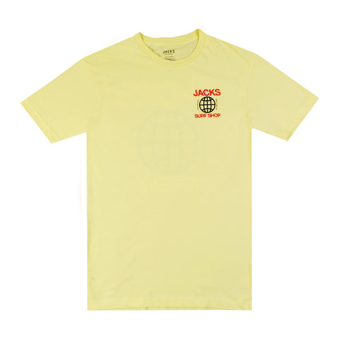 Jacks Surfboard Prescott Short Sleeve Tee