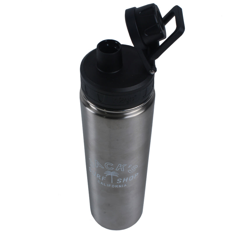 Jacks Surfboard H2GO Stainless Steel Quest Thermal Bottle