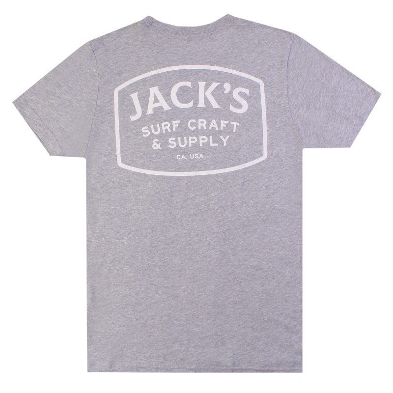Jacks Surfboard Stock Modern Fit Short Sleeve Tee