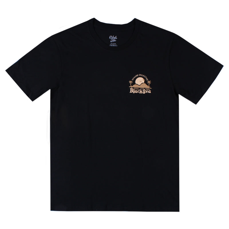 Black Sea Tidal Short Sleeve Tee