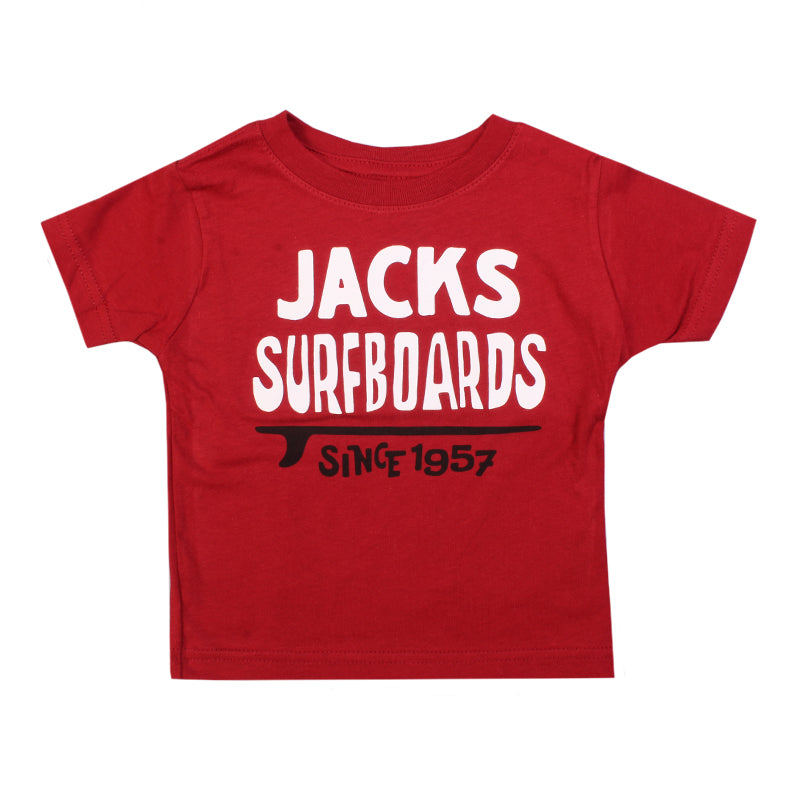 Jacks Surfboard Toddler Hodad Short Sleeve Tee