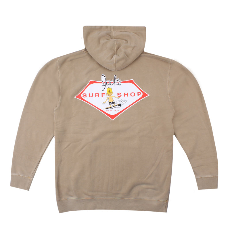 Jacks Surfboard Little Dude PGMT Pullover Hoodie