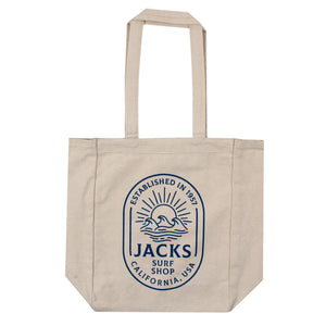 Jacks Surfboard Valley Tote Bag