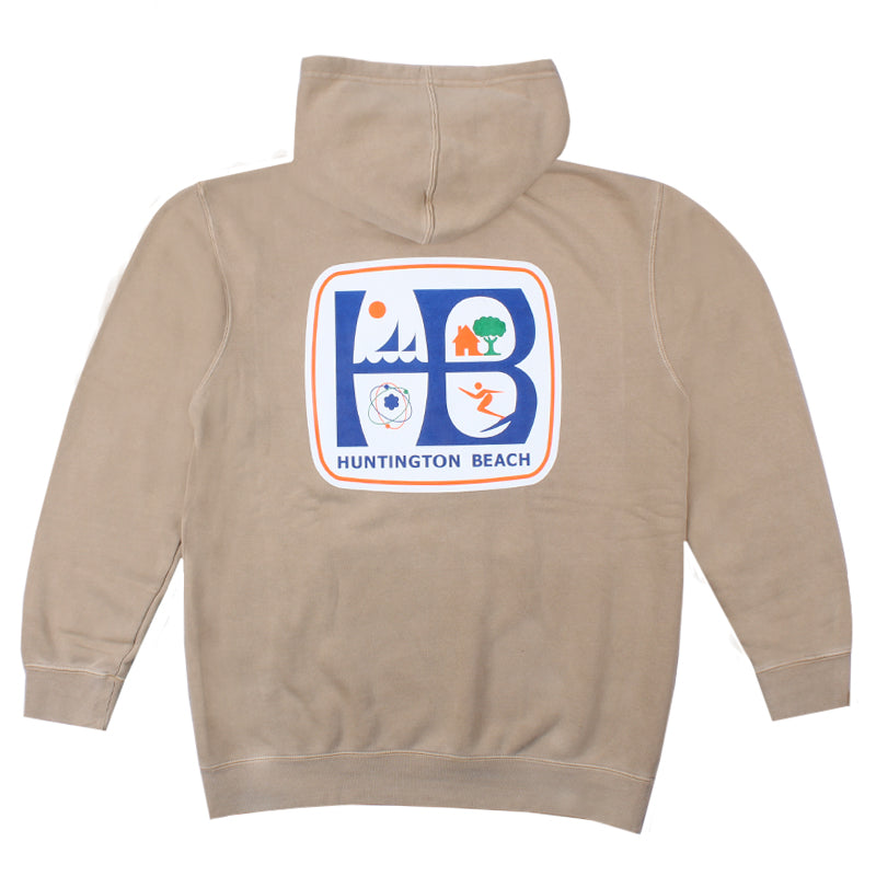 HB City Logo PGMT Pullover Hoodie