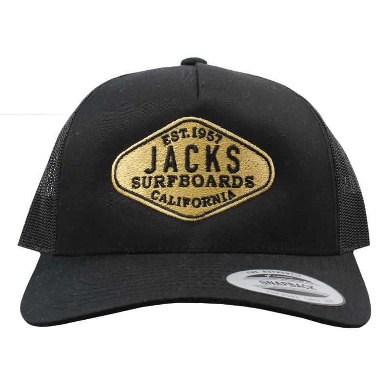 Jacks Surfboard Willis Trucker Hat