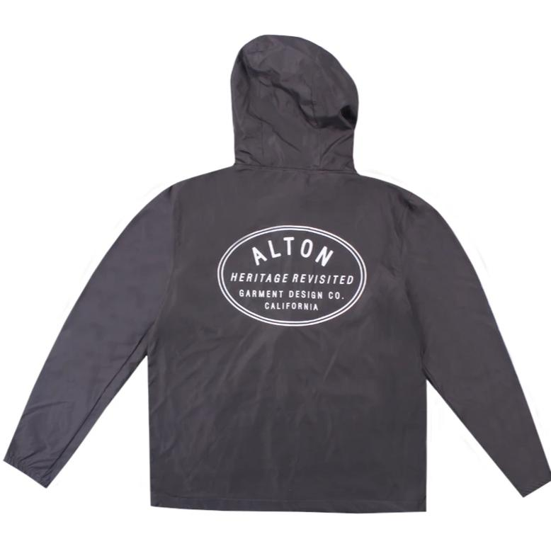 Alton General Windbreaker Zipper Jacket