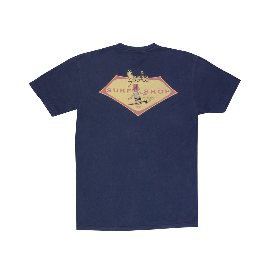 FIFTY7 Dude Vintage Wash S/S Tee
