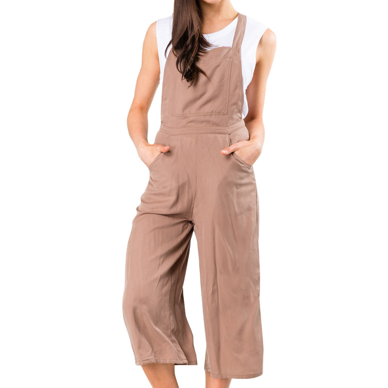 Rusty Women's Aries Overalls