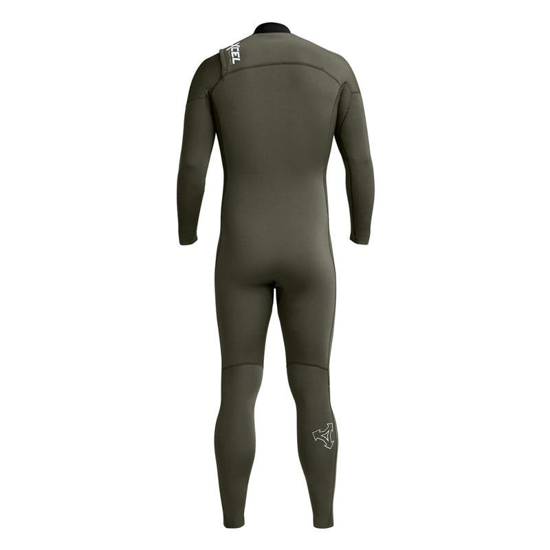 Xcel Men's Comp 4/3mm Chest Zip Fullsuit Wetsuit FA19