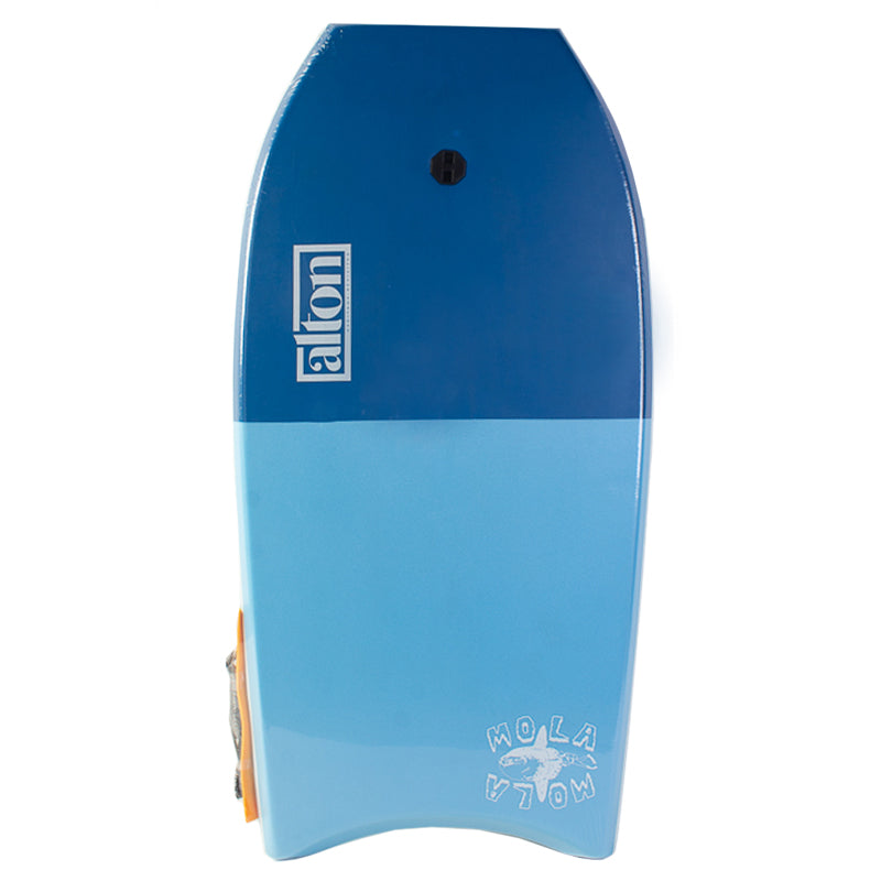 "Mola Mola 39"" Bodyboard Light Blue"