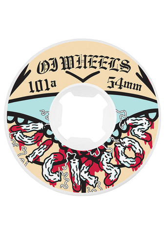54mm Dickson String Theory Original Combo 101A Skate Wheels