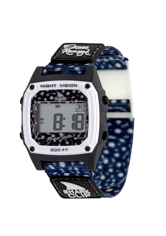 Ocean Ramsey Signature Shark Classic Clip Watch Whale Sharks