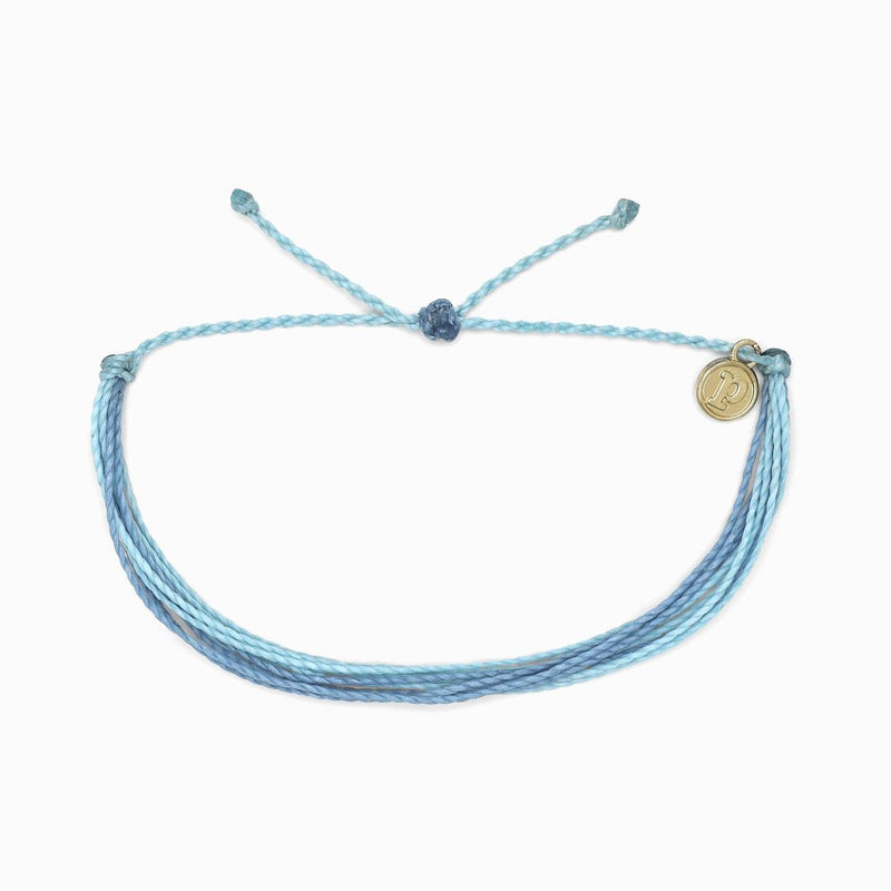 Pura Vida Women's Parkinson's Disease Awareness Bracelet
