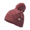 Women's Power Pom-Pom Beanie