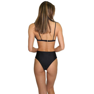 Prairie Front-Tie Swim Top (Past Season 2020)