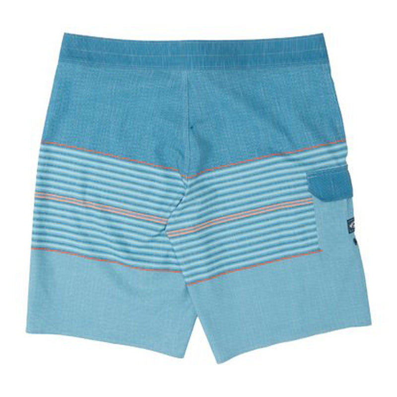 All Day Heather Stripe Pro Boardshorts