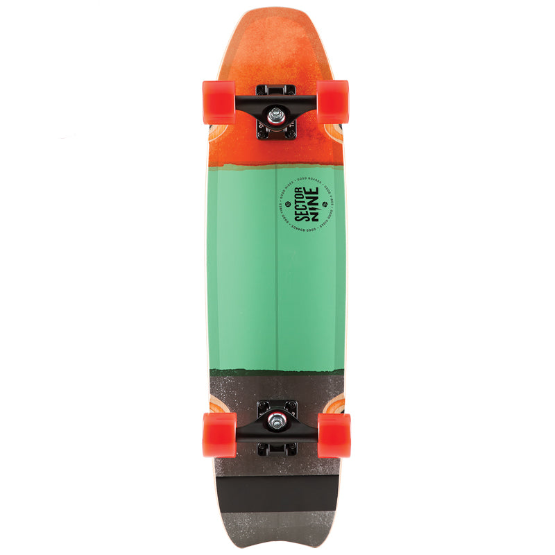 Sector 9 Shark Bite Complete Cruiser