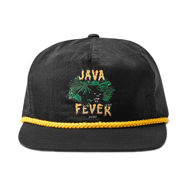Roark Java Fever Snapback Hat