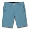 Little Boys Frickin Surf N' Turf Static Hybrid Shorts