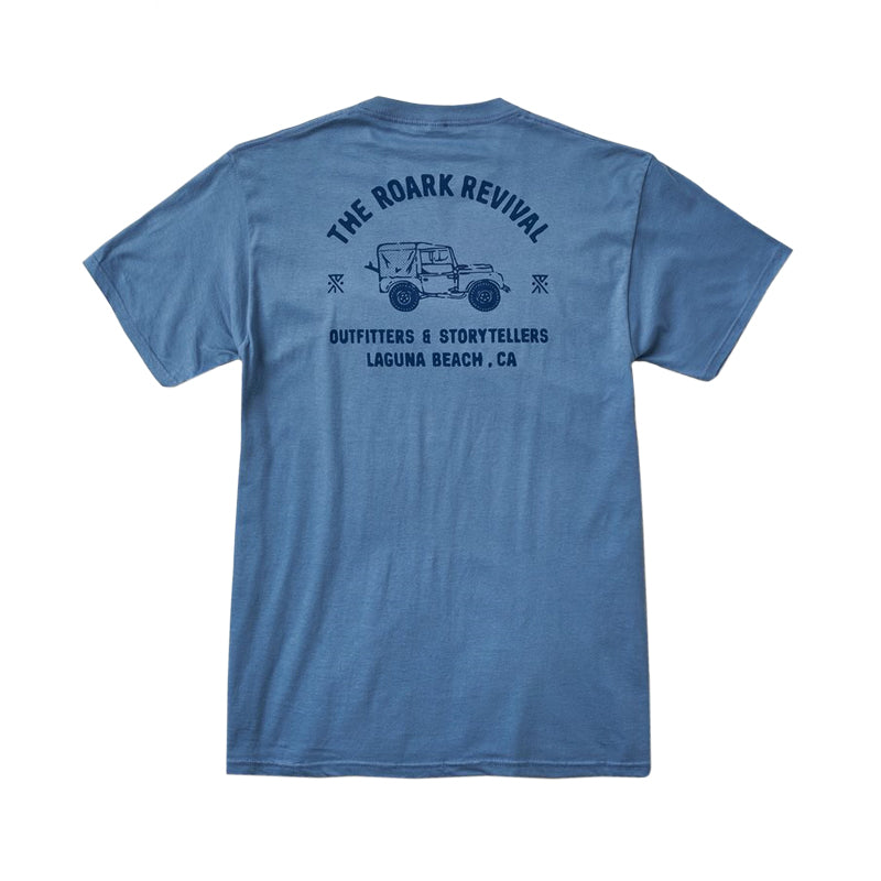 Roark Men's Jeep Outfitters Staple S/S Tee FA19