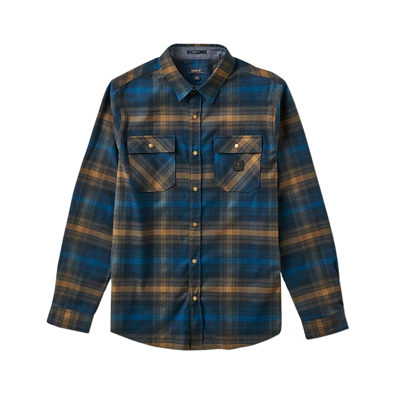 Roark Men's Alpinist Long Sleeve Flannel FA19