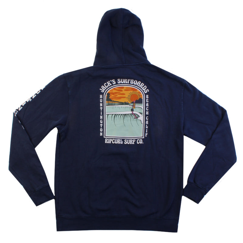 Jacks Surfboard x Rip Curl Ruby's Shred Pullover Hoodie
