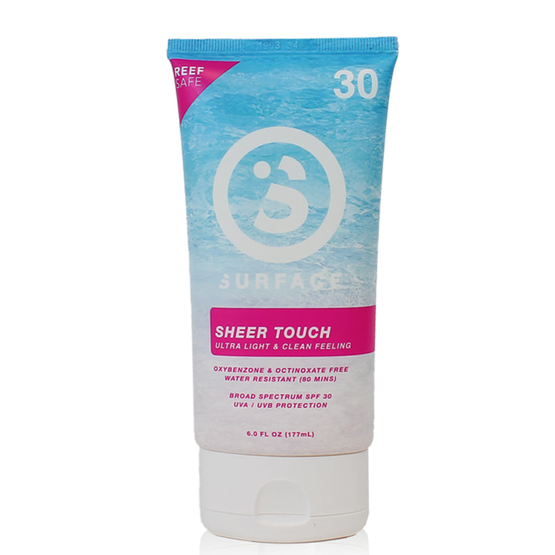 Surface SPF30 Sheer Touch Sunscreen Lotion