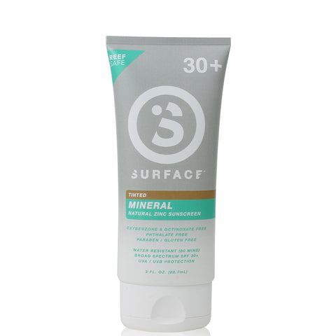 Surface SPF30 Tinted Mineral Sunscreen Lotion