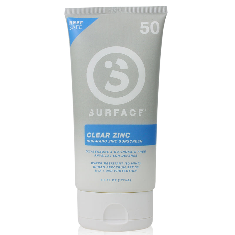 Surface SPF50 Clear Zinc Lotion