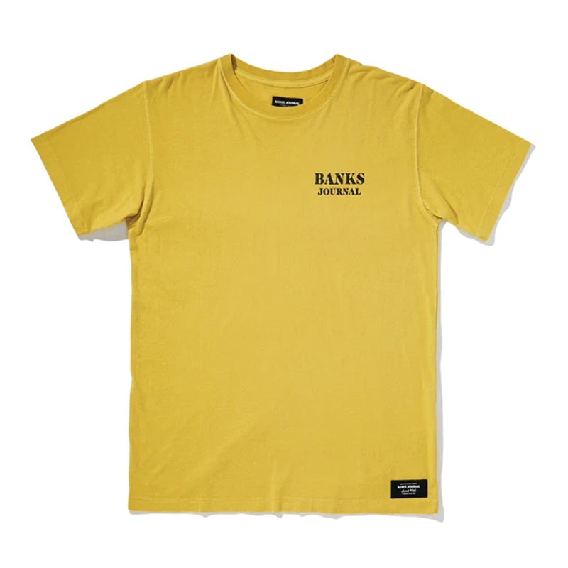 Jared Mell Label S/S Tee