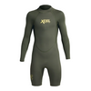 Youth Xcel Axis 2mm L/S Back Zip Springsuit