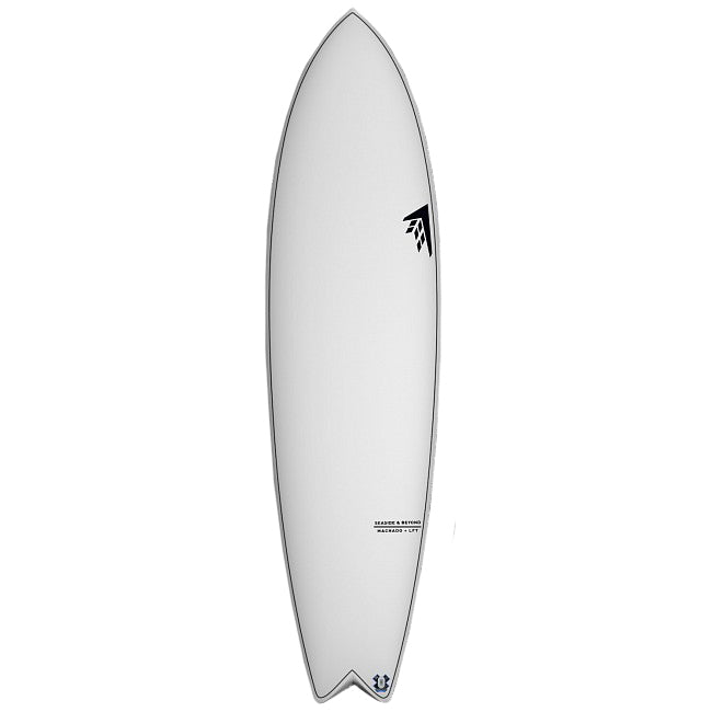 Firewire Seaside & Beyond Swallow Swallow Surfboard FA19
