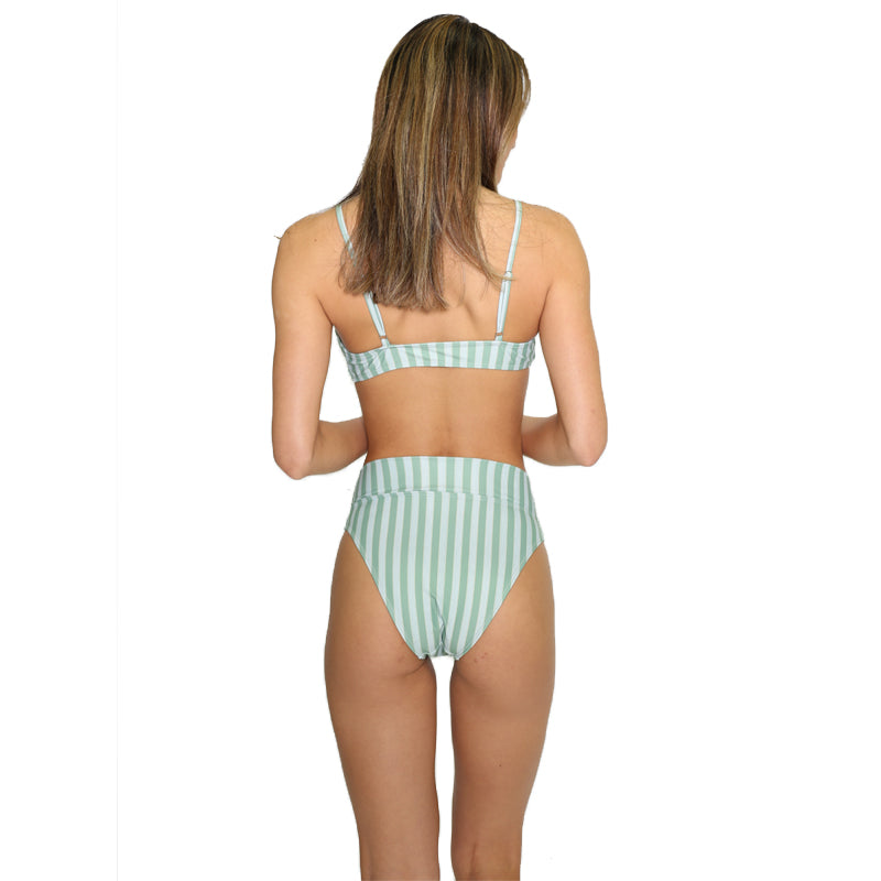 Dolly High Waist Swim Bottom 2020