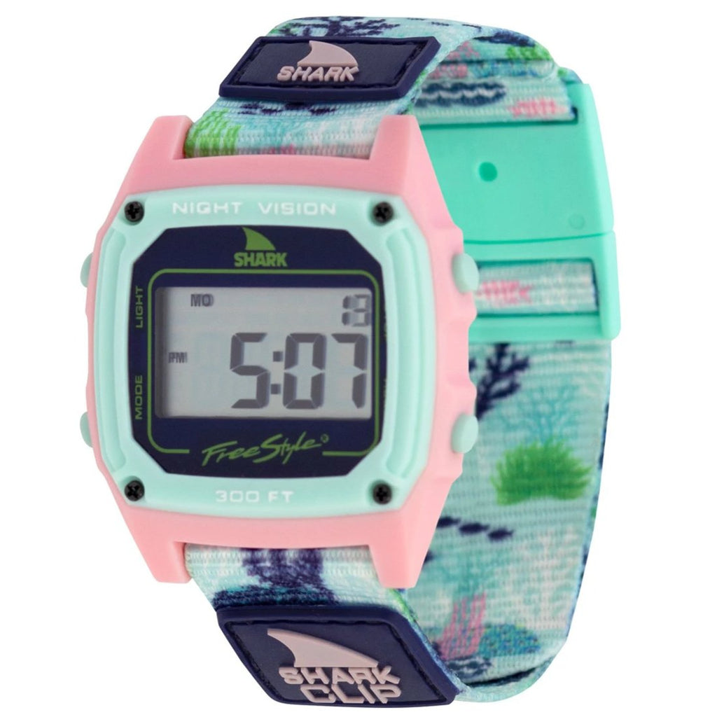 Shark Classic Clip Watch Under The Sea