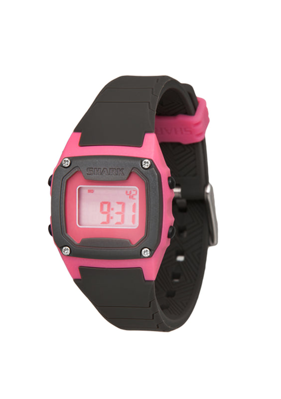 Shark Mini Watch Pink/Black