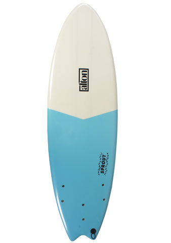 Alton Sprout Softboard 5'5