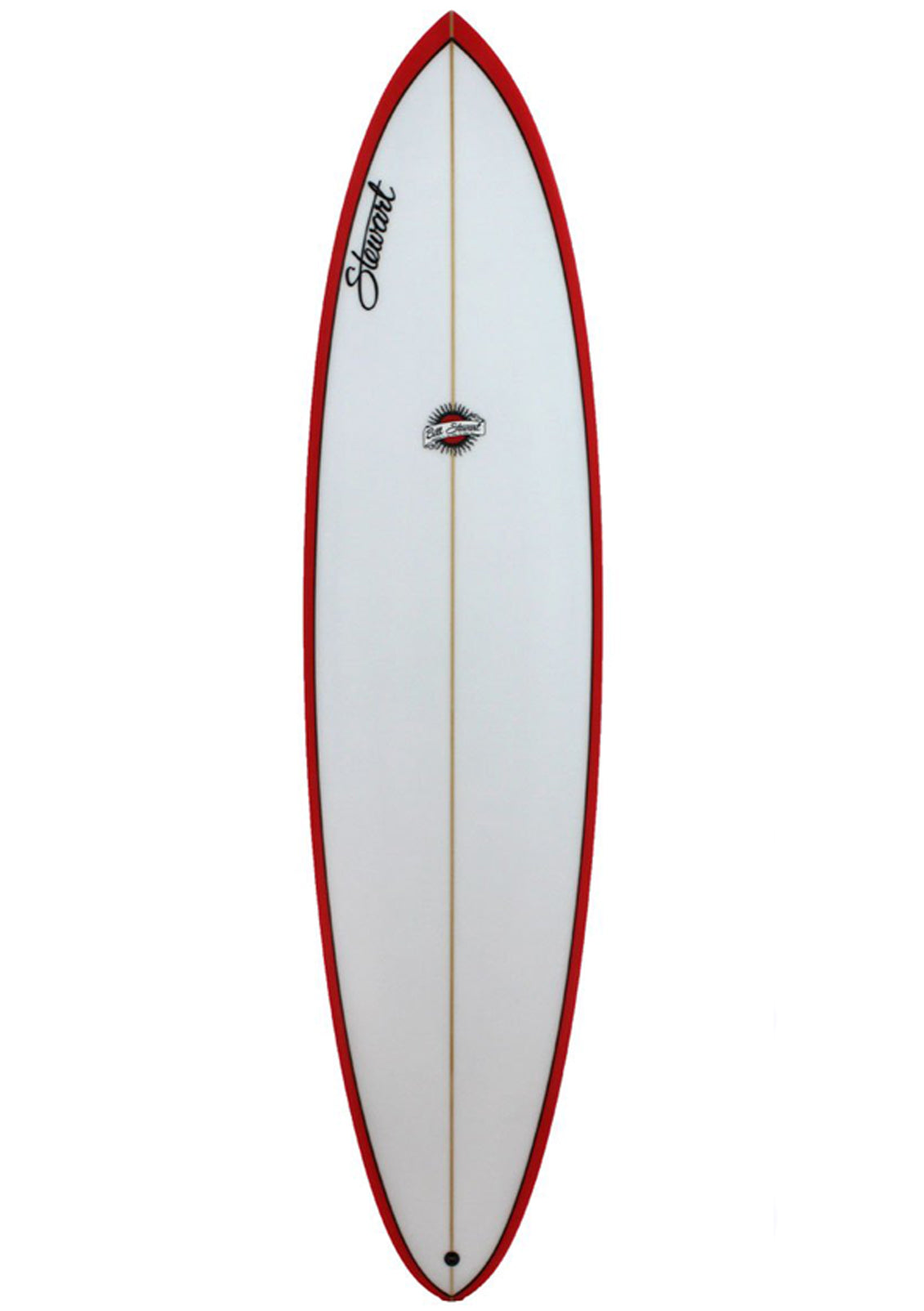 Stewart Hydro Hull Fun Tuflite PC Surfboard