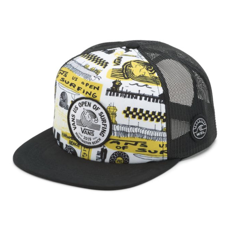Vans US Open 2019 Printed Trucker Hat