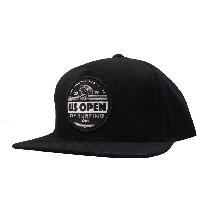 Vans US Open 2019 Circle Logo Snapback Hat